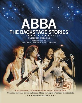 ABBA : the backstage stories (engelsk) 1 stk