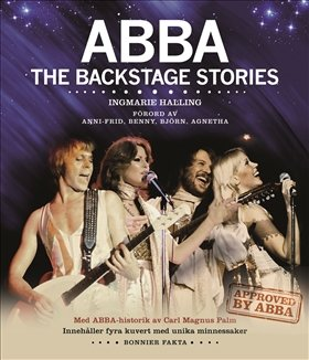 ABBA The Backstage stories 1 stk