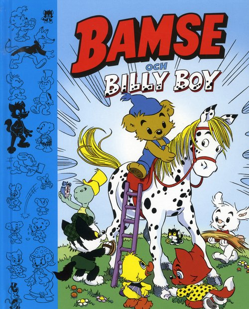 Bamse och Billy Boy - Charlotta Borelius