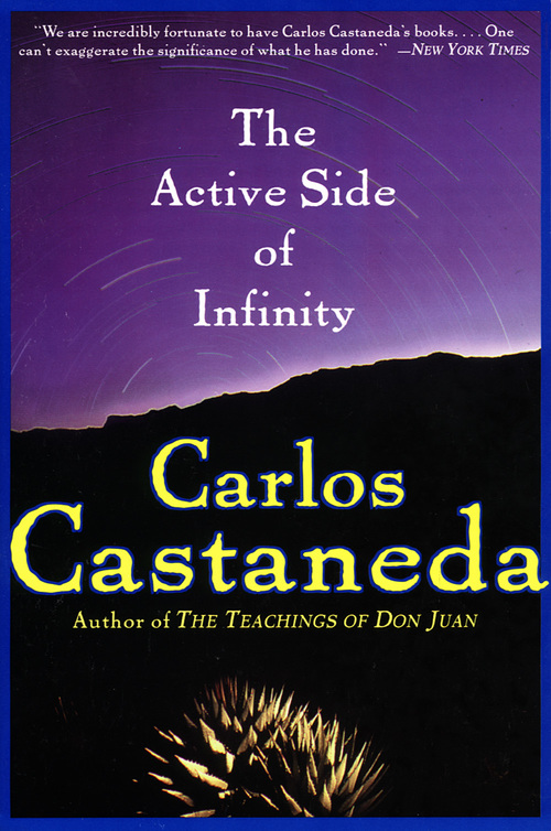 Active Side Of Infinity - Carlos Castaneda
