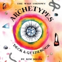 Wild Unknown Archetypes Deck and Guidebook