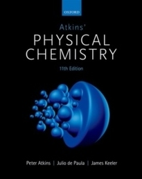 Atkins' Physical Chemistry - James Keeler