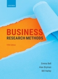 Business Research Methods - Bill Harley