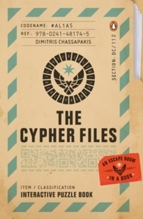 The Cypher Files - Dimitris Chassapakis