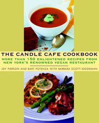 The Candle Cafe Cookbook - Joy Pierson