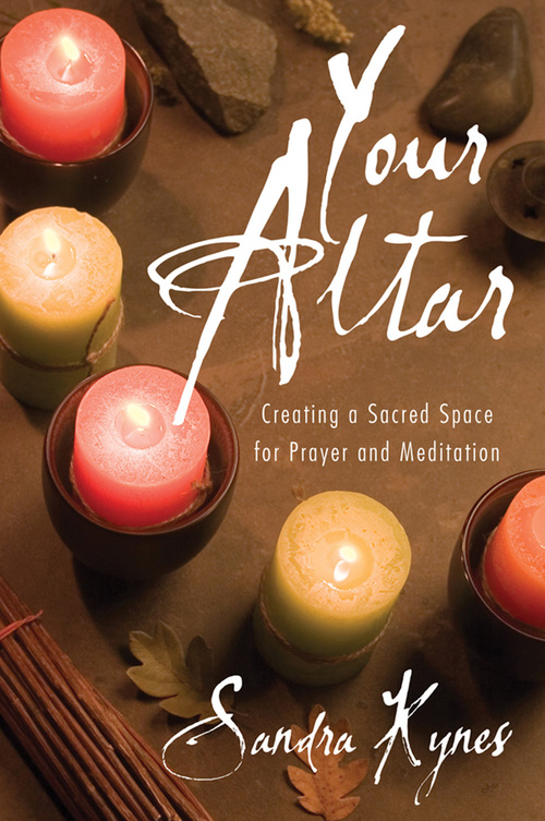 Your altar - creating a sacred space for prayer and meditation