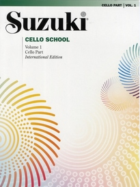 Suzuki cello school volume  1