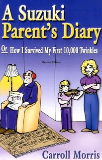 A Suzuki parents diary