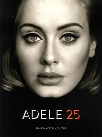 Adele 25  piano/vocal/guitar