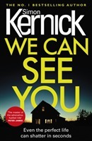 We Can See You - Simon Kernick