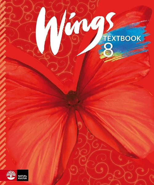 Wings 8 Textbook - Kevin Frato