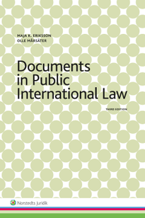 Documents in Public International Law