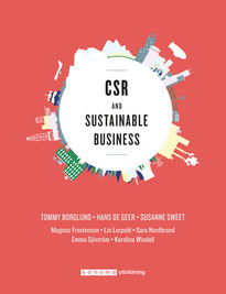 CSR and sustainable business - Tommy Borglund