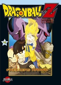 Dragon Ball Z 04 : Freezers hämnd