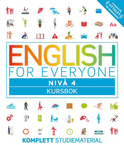 English for everyone Nivå 4 Kursbok
