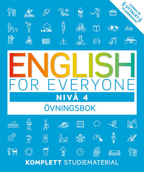English for everyone Nivå 4 Övningsbok