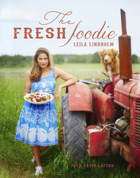 The Fresh Foodie av Leila Lindholm