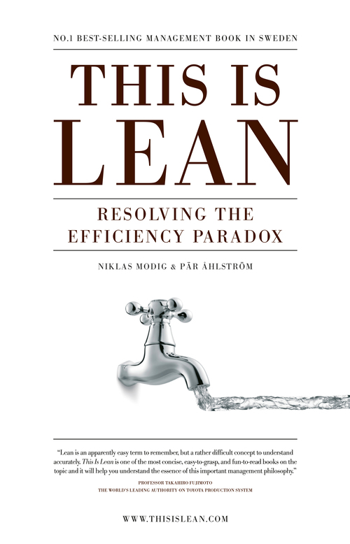 This is lean - resolving the efficiency paradox